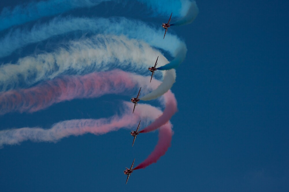 Red Arrows by markosixty6