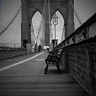 Tina Picard Photography - Brooklyn Bridge by tinapicardphoto