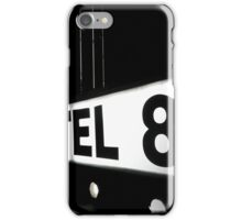 Motel 8 iPhone Case/Skin