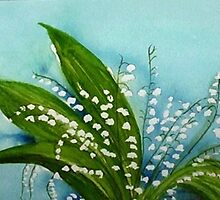 LILY OF THE VALLEY by ANNETTE HAGGER