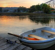 Tina Picard Photographer - Canoe by tinapicardphoto