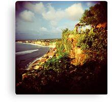 Bali Coffee- Scenic of Indonesia  Canvas Print