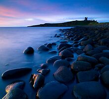 Dunstanburgh Castle by Neil Gove