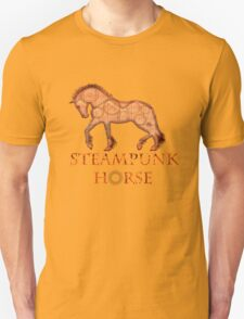 Steampunk horse'... Unisex T-Shirt
