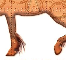 Steampunk horse'... Sticker