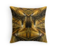 Angry - Collaboration Throw Pillow