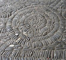 Stone Floor, Gruyere Fort, Switzerland by jaeepathak