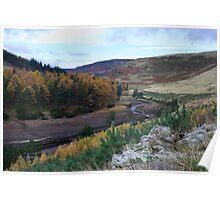 Autumn Landscape #2 Poster