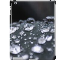 Dew Drops #1 iPad Case/Skin