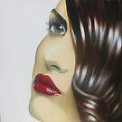 Brunette by Gay Henderson