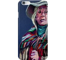 Old Kate iPhone Case/Skin