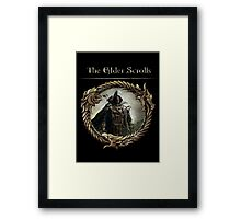 THE ELDER SCROLLS Framed Print