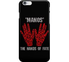 Manos: The Hands of Fate EDIT iPhone Case/Skin