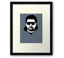 Kenny Powers Framed Print