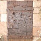 Hammered Door by Jaee Pathak