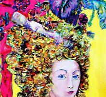 Joie-de-Vivre (part of Lace series) by Lorry666
