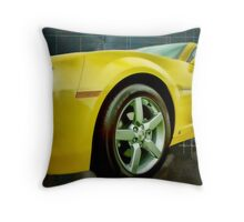 BUCKLE YOUR SEAT BELT Throw Pillow