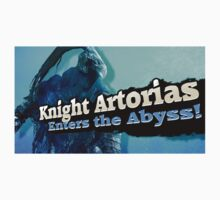 Knight arrtorias enters the abyss One Piece - Short Sleeve