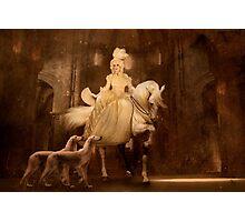 Rococo Ride Photographic Print