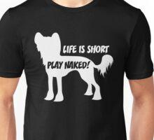 Play Naked! Unisex T-Shirt