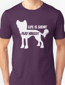 Play Naked! T-Shirt