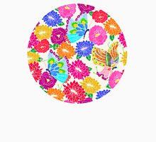 Butterflies & Flowers Unisex T-Shirt