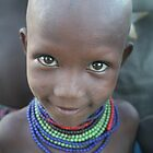 Turkana Boy, Lake Turkana, Kenya by worldbiking