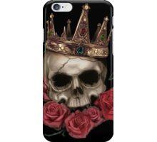 skull king  iPhone Case/Skin