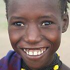 Joy in Lake Turkana by worldbiking