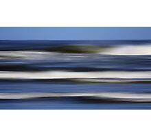 Ocean in Motion #7 Photographic Print