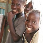Curious Kids in the Congo by worldbiking
