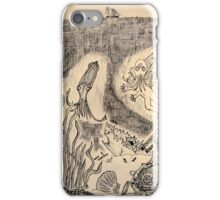Parchment Sea iPhone Case/Skin