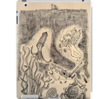 Parchment Sea iPad Case/Skin