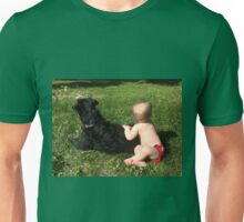 Every Child Deserves A Dog Unisex T-Shirt