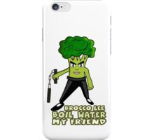 Brocco-lee iPhone Case/Skin