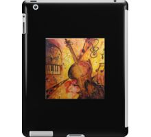 A TOUCH OF MUSIC iPad Case/Skin