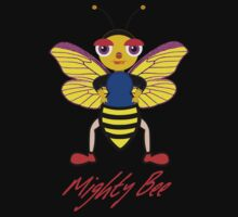Mighty Bee design Kids Clothes