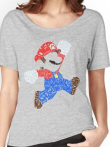 Super Mario Bits! Women's Relaxed Fit T-Shirt
