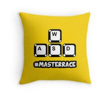 PC Masterrace Throw Pillow
