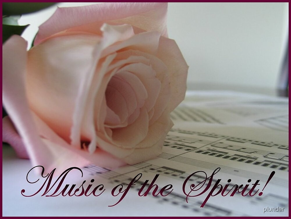 Music of the Spirit by plunder