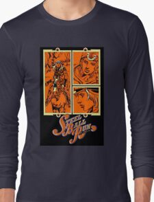 Steel Ball Run Volume 15 Cover Long Sleeve T-Shirt