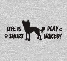 Play Naked! v2 in black by xTRIGx