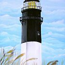 Tybee Island Lighthouse,Tybee Island , Ga by Sandy Sparks