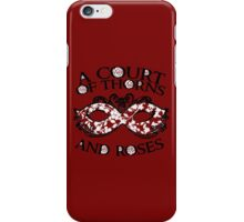 A Court of Thorns and Roses - The Spring Court iPhone Case/Skin