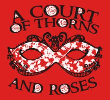A Court of Thorns and Roses - The Spring Court by CuteCrazies