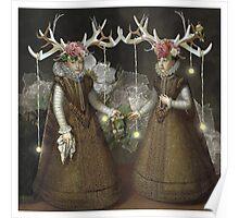 Dark Forest Daydream Poster