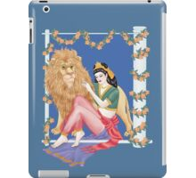 Tarot Strength  iPad Case/Skin