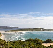 Wilson Inlet Mouth , Denmark WA by pennyswork