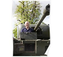 The Tank, Infantry, Mk IV (A22) was a British heavy infantry tank Poster
