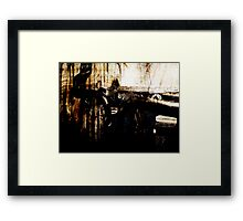 The Eleventh Shadow Framed Print